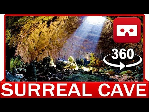 360 VR 4k - Voyage in the Caves Of Castellana [ITALY] - VIRTUAL REALITY 3D