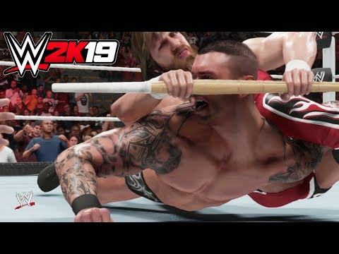 WWE 2K19: All Cutscenes So Far (Return Of Daniel Bryan 2K Showcase)