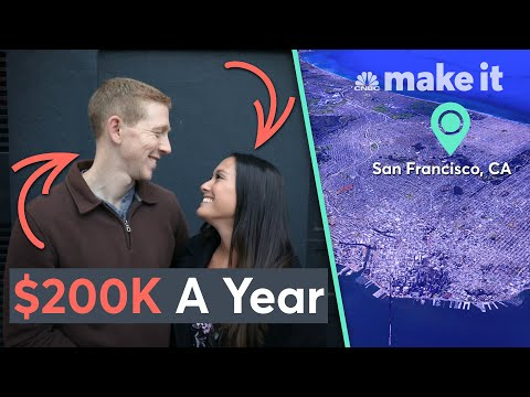 Living Together On $200K A Year In San Francisco   Millennial Money