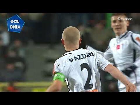 2011/2012: Michał Pazdan - GKS Bełchatów vs Górnik Zabrze esa1112 19KOL GKS GORNIKZ PAZDAN FB