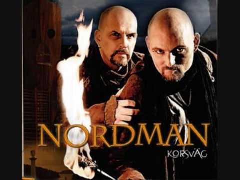 Nordman - Nu vill jag väcka alla! NYA ALBUMET!