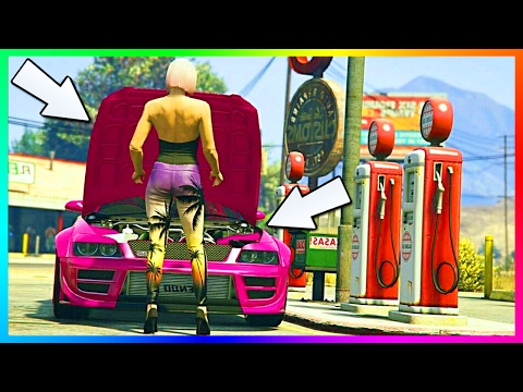 10 NEW THINGS I BET YOU DON&39;T KNOW ABOUT GTA ONLINE GTA 5
