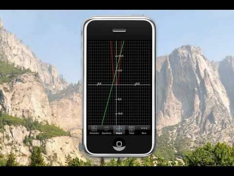 iPod Touch - Graph Calc