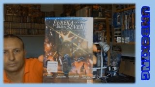 [Unboxing] Eureka Seven: Il film - Collector's Edition by Kazé
