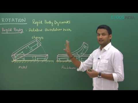 IIT JEE Main + Advanced I Physics I Rotational Motion I NKC Sir From ETOOSINDIA.COM