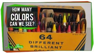 How Many Colors Can We See?