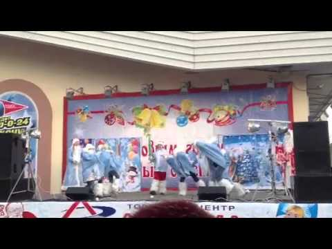 Елка Коминтерновского района г. Воронежа