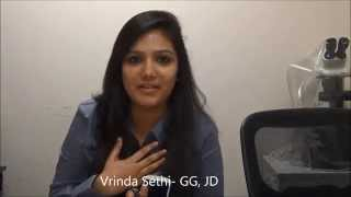 GIA Alumni Speak-Vrinda Sethi