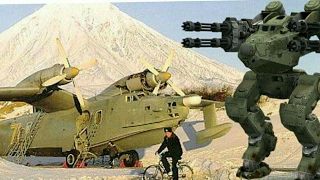 War Robots : 10 Robot-like heavy War Machines in real life!