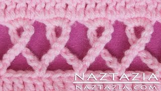DIY Crochet Pink Awareness Ribbon Scarf Prayer Shawl Wrap Blanket Stitch Breast Cancer Other Causes Mp3
