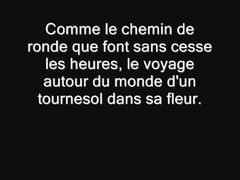 Les moulins de mon coeur - Michel Legrand