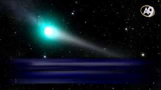 Gizlenen Mucizeler -3- Lulin Kuyruklu Yıldızının Çıkışı