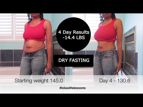 4-day-dry-fast-(insane-results)---watch-me-shrink!---14.4-pounds-|-no-exercise!