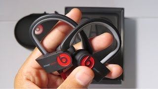 Beats by Dr. Dre Powerbeats 2 Wireless Unboxing(, 2014-12-07T11:54:16.000Z)