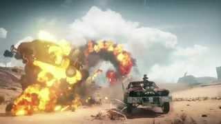 Mad Max - Безумный Макс - Геймплей трейлер