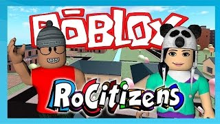 ROBLOX RoCitizens Giveaway Winner?! -Gj