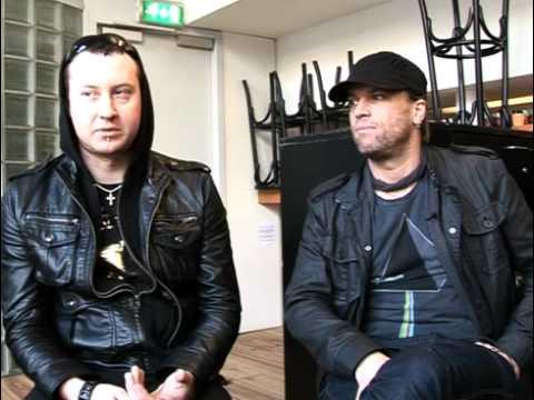 Pendulum 2008 interview - Gareth McGrillen and Perry ap Gwynedd (part 5)