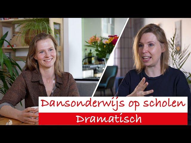 Meer dans in de klas - Interview met Mari Bouwmans
