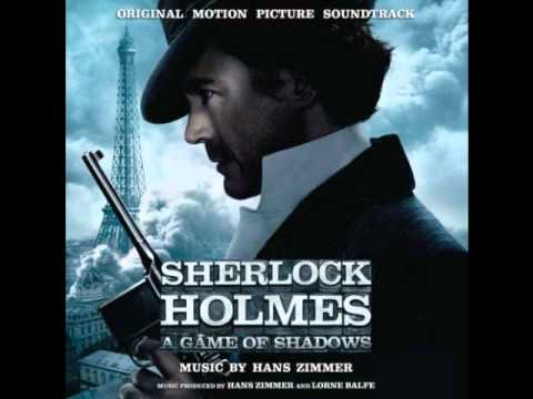 08 He's All Me Me Me - Hans Zimmer - Sherlock Holmes A Game of Shadows Score