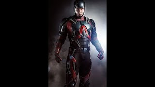 Atom(Ray Palmer)- Powers and Fight Scenes: Part 1