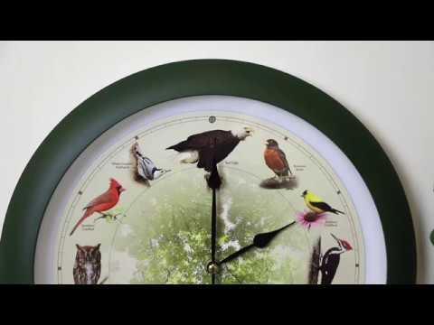 Singing Bird Clock - Limited 20th Anniversary Edition