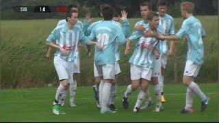 SV Altengamme - SC Vier- und Marschlande (U19, Landesliga, ALL 05) - Spielszenen   ELBKICK.TV