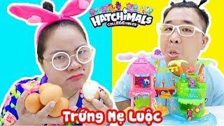 Chủ Tịch Coi Thường Trứng Gà Mẹ Luộc & Cái Kết   Hatchimals Season 4 - Lớp Học Mầm Non Nhí Nhố