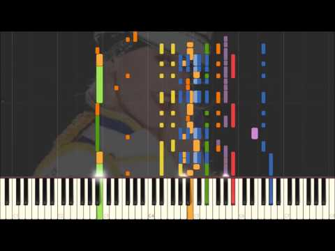 Hollaback Girl Instrumental Marching band Synthesia Cover
