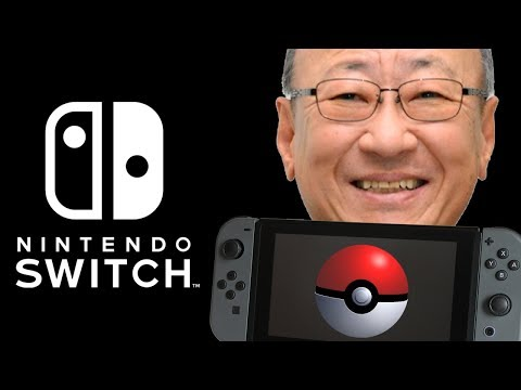 Nintendo Switch - 30 Million Systems and Pokemon in 2018?