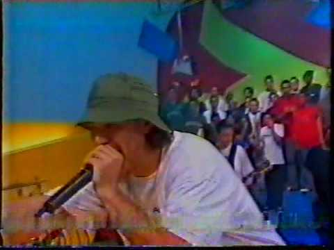 Charlie Brown Jr - Aquela Paz ao vivo no Programa H em 1999