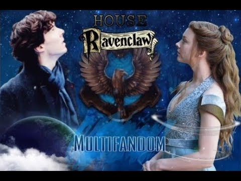 Multifandom || Ravenclaw House