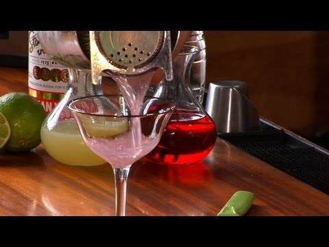 Cosmopolitan Cocktail - The Proper Pour with Charlotte Voisey - Small Screen