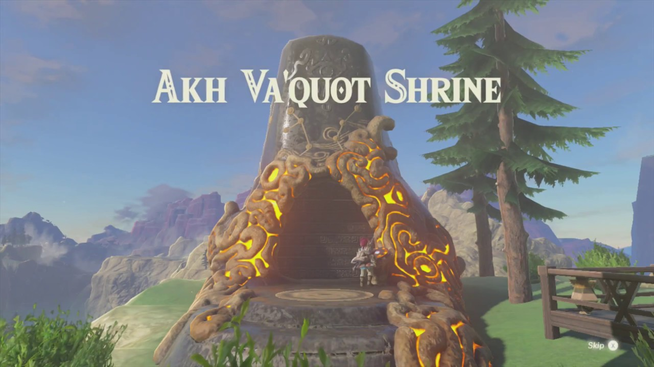 Zelda Breath Of The Wild Akh Va Quot Shrine All Chests Youtube To the one who sets foot in this shrine. zelda breath of the wild akh va quot shrine all chests