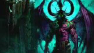 WoW BC music - Illidan Soundtrack