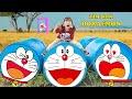 Gambar cover Thử Thách Đi Tìm Nhà Doraemon Ngoài Đời Thật Và Nhặt Được Rất Nhiều Bảo Bối Thần Kỳ Phần 2 - Hà Sam