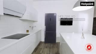 Холодильник с нижней морозильной камерой Hotpoint-Ariston HFP 7200 XO