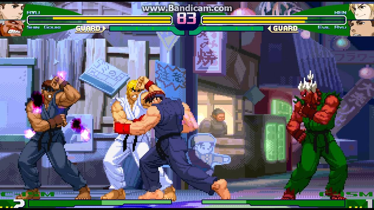 Street fighter alpha game free download for pc