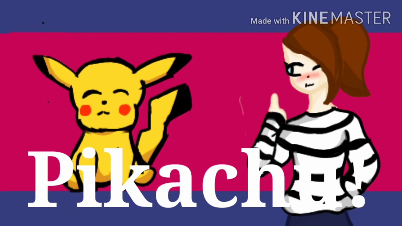 𑁍Pikachu - meme- /By Pink Princess 𑁍