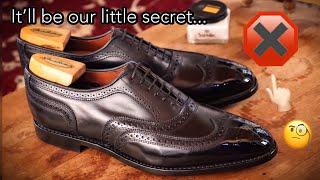 MY SECRET TO SHINING BLACK SHO…