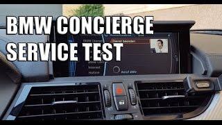 BMW Concierge Service Test - Der Butler im Auto(BMW ConnectedDrive: http://amzn.to/1FIN4iZ In diesem Video testen wir gemeinsam den BMW Concierge Service. Der BMW Concierge Service ist eine Art ..., 2015-09-03T06:30:01.000Z)