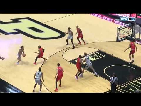 Carsen Edwards scored 23 points against the Ball State Cardinals | Big Ten Basketball