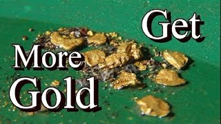 GET MORE GOLD !!! Drywashing Tips and Tricks.  ask Jeff Williams