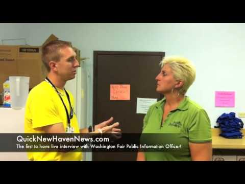 Live interview with Washington Public Information Officer