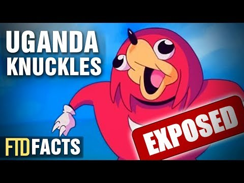 The Truth About Uganda Knuckles