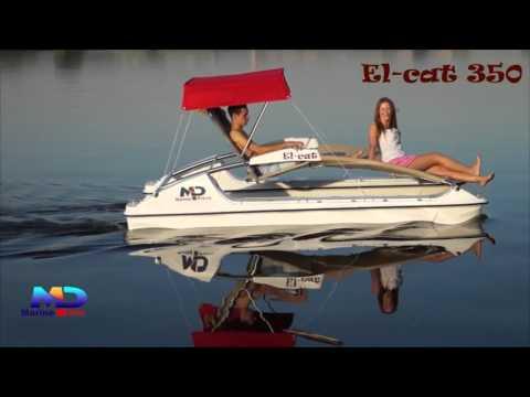 Катамаран El-cat 350