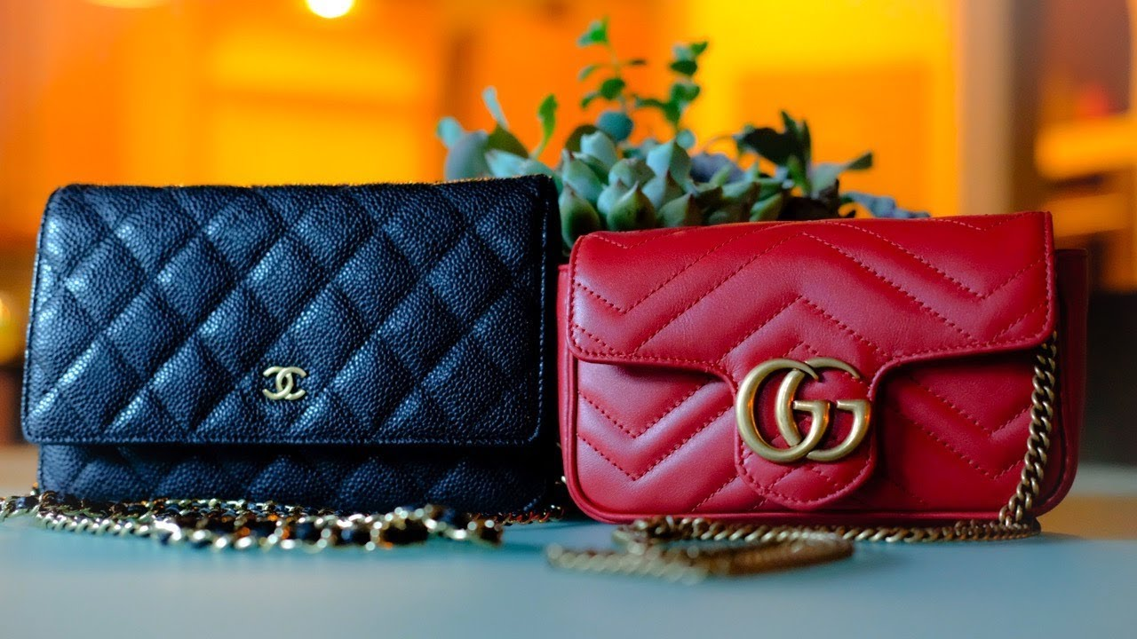 Mini Vs Woc Gucci Super Mini Matelasse Review Chanel Woc Comparison