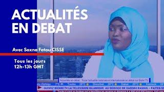 Actualités en débat du Jeu. 21.Jan 2021