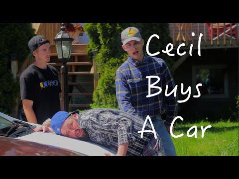 Cecil Buys A Car