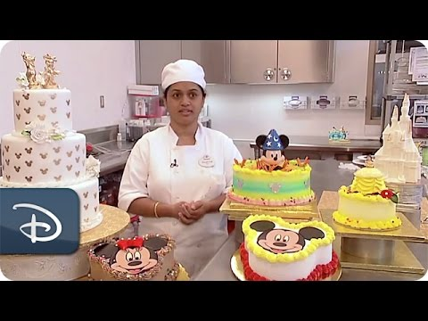 every role a starring role disneyland cake decorators