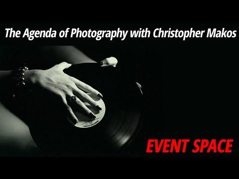 The Agenda of Photography   Christopher Makos